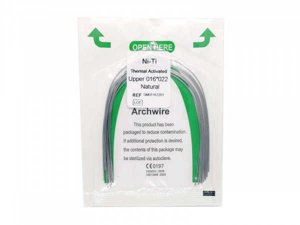 Archwires for Fixed Braces